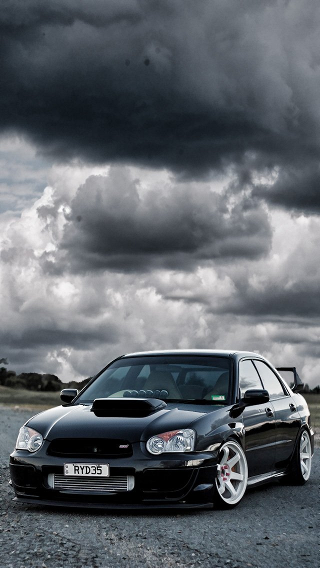 47 Wrx Sti Iphone Wallpaper On Wallpapersafari