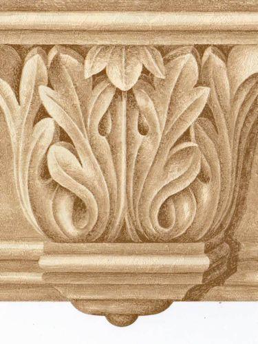 Crown Molding Wallpaper Border eBay 375x500