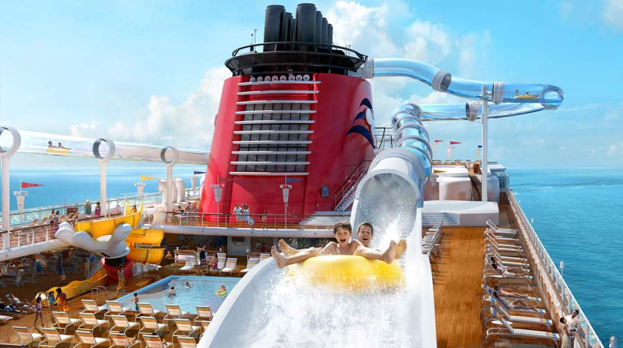 Presenting the Disney Dream Disney Parks Blog 900x503