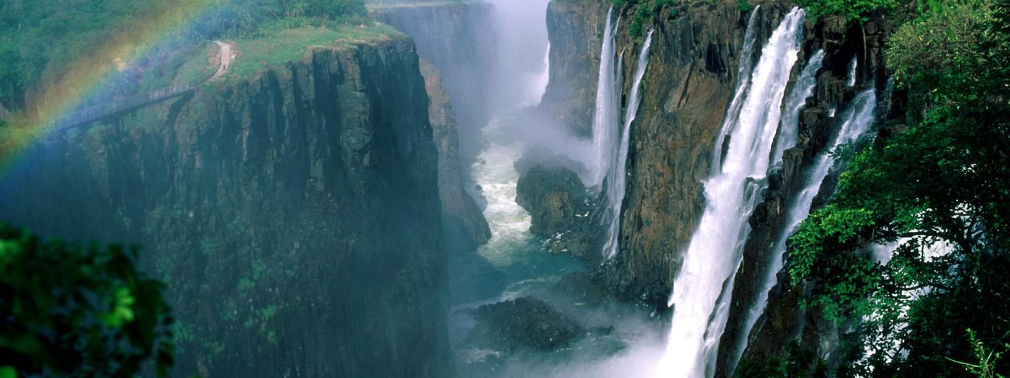 Zimbabwe HD Wallpapers 2048x768