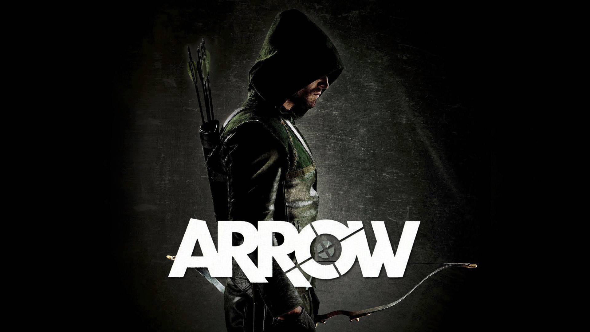 Arrow   Arrow Wallpaper Arrow Cw Logo 1920x1080