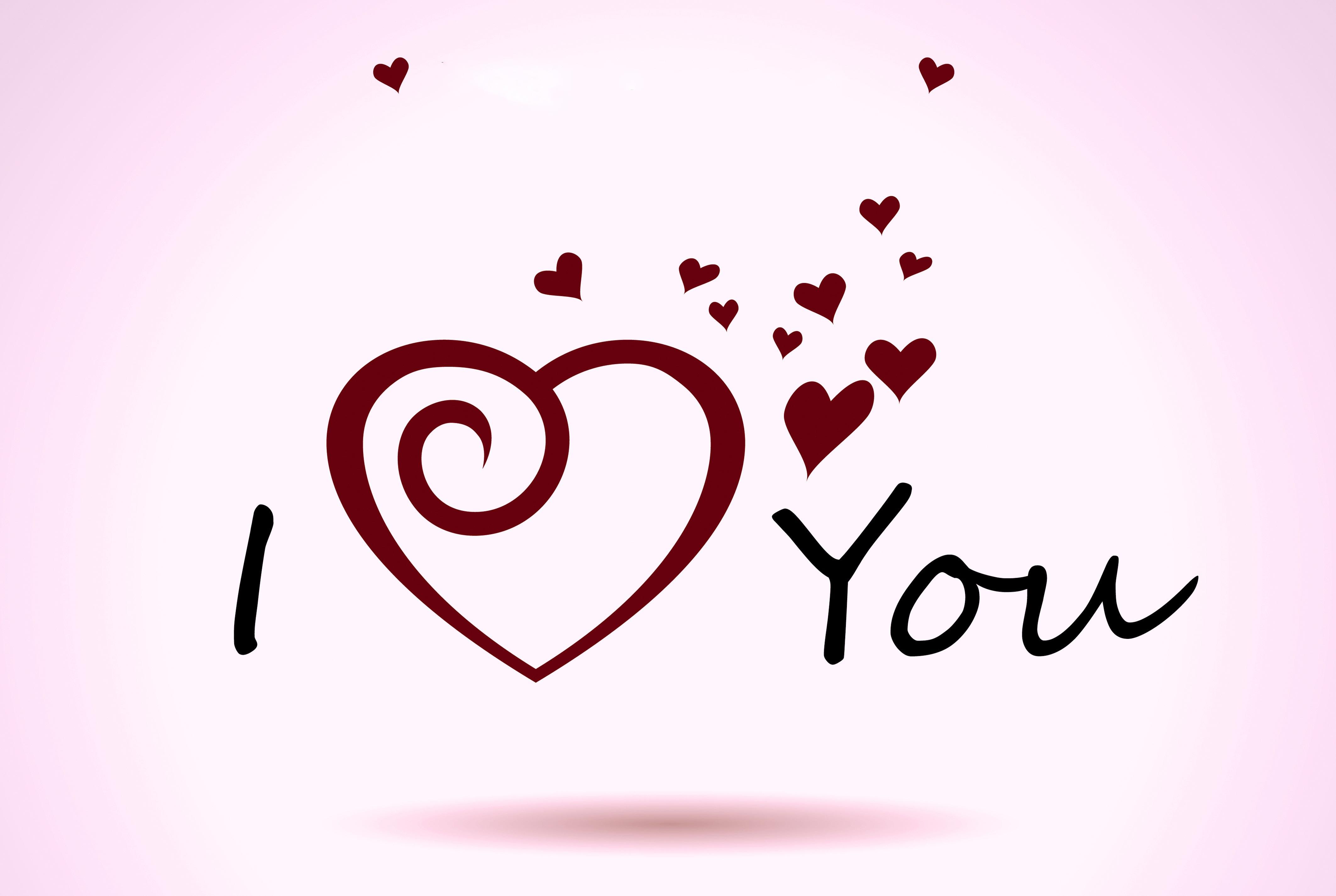 I Love U Images Download Download Clip Art 4250x2850