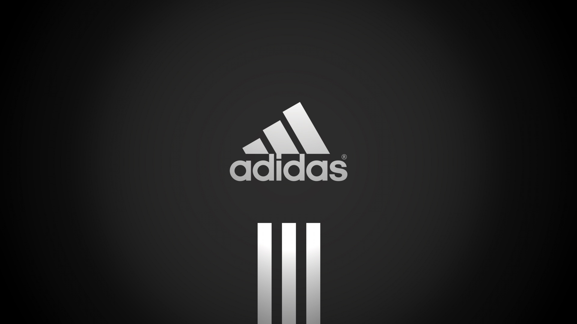 1920x1080 Adidas Logo desktop PC and Mac wallpaper 1920x1080