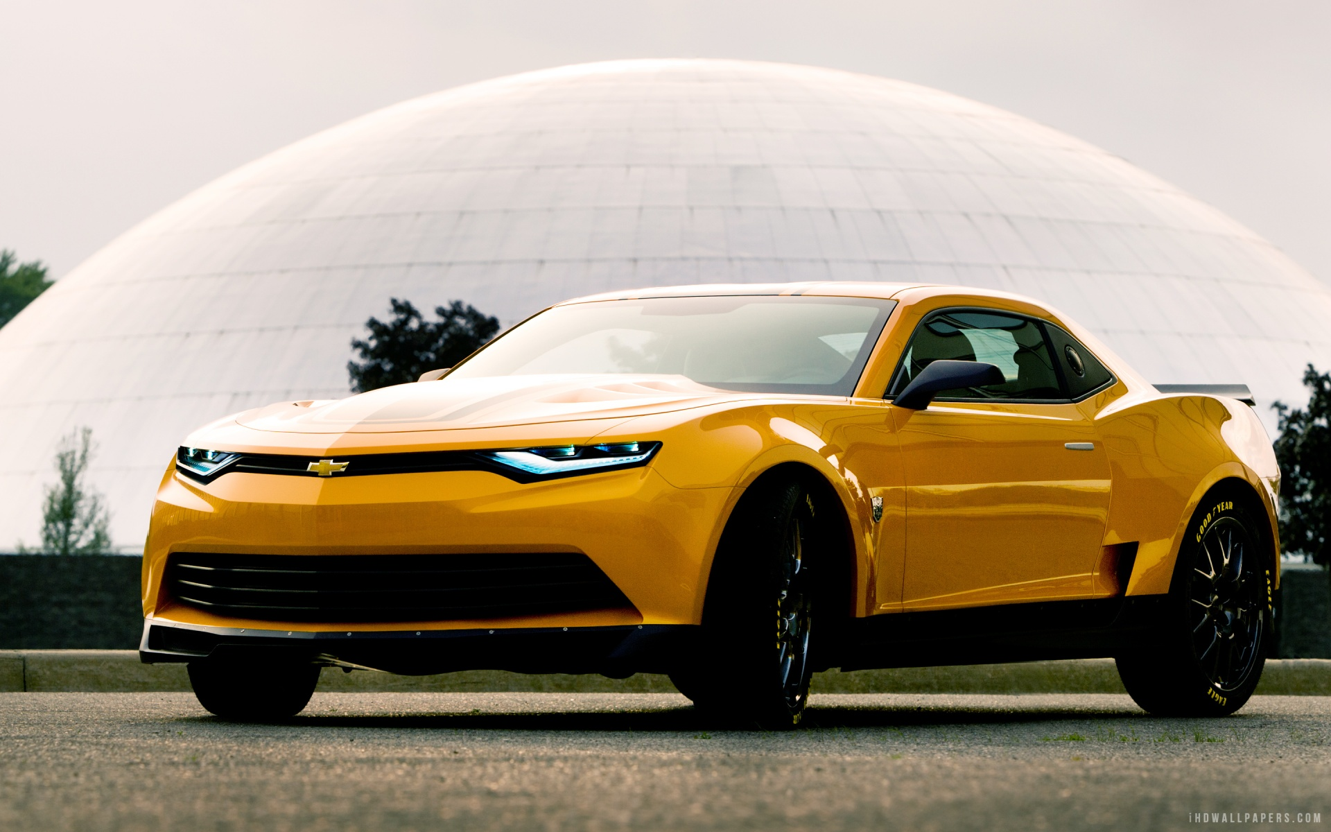 2014 Chevrolet Camaro Bumblebee HD Wallpaper   iHD Wallpapers 1920x1200