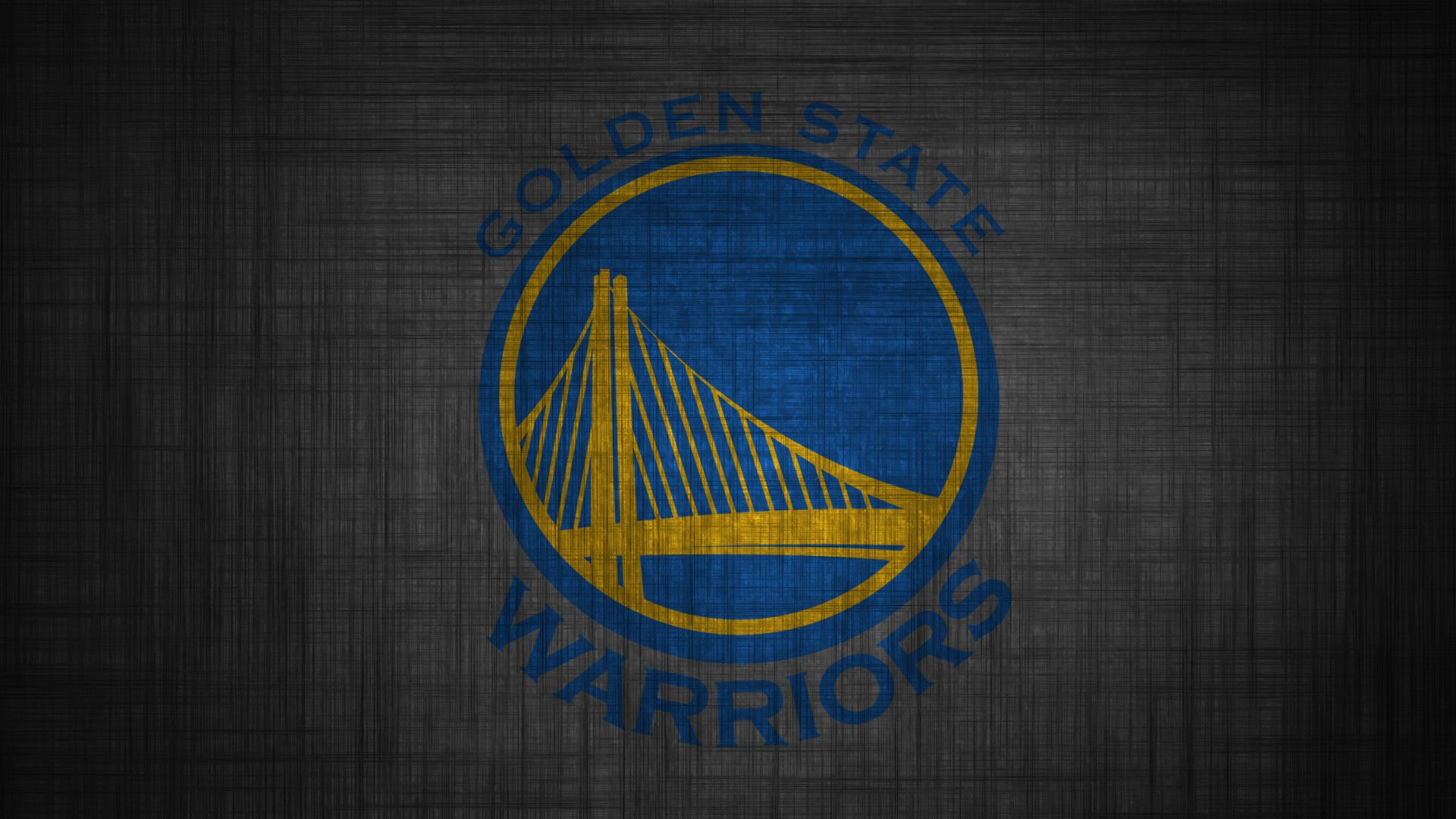 Golden State Warriors Logo Wallpaper Image Photo Picture 1920x1080