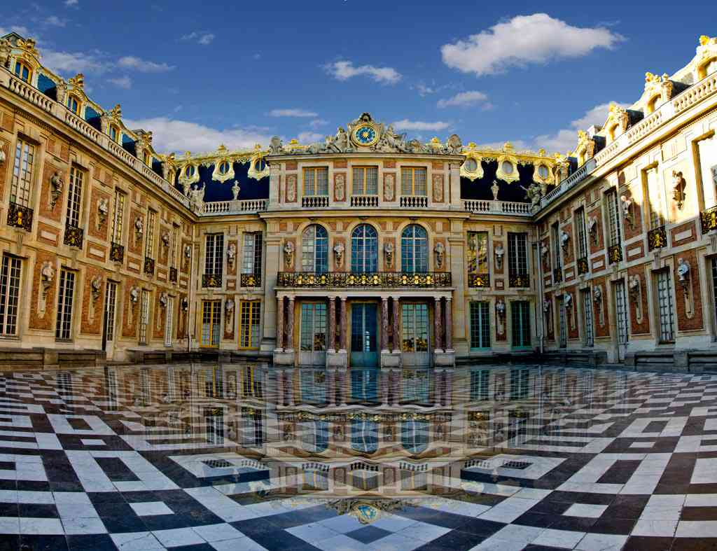Palace Of Versailles 2 HD Wallpaper Landmarks Wallpapers 1024x787