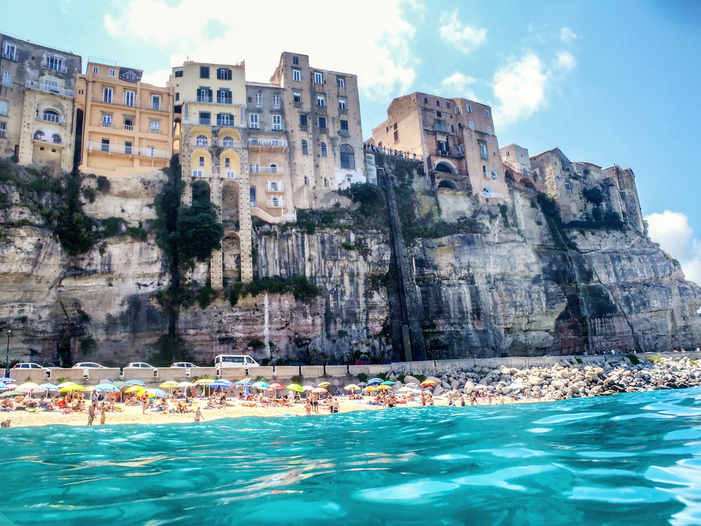 Tropea A beach resort town in the south of Italy After dr Flickr 1024x768
