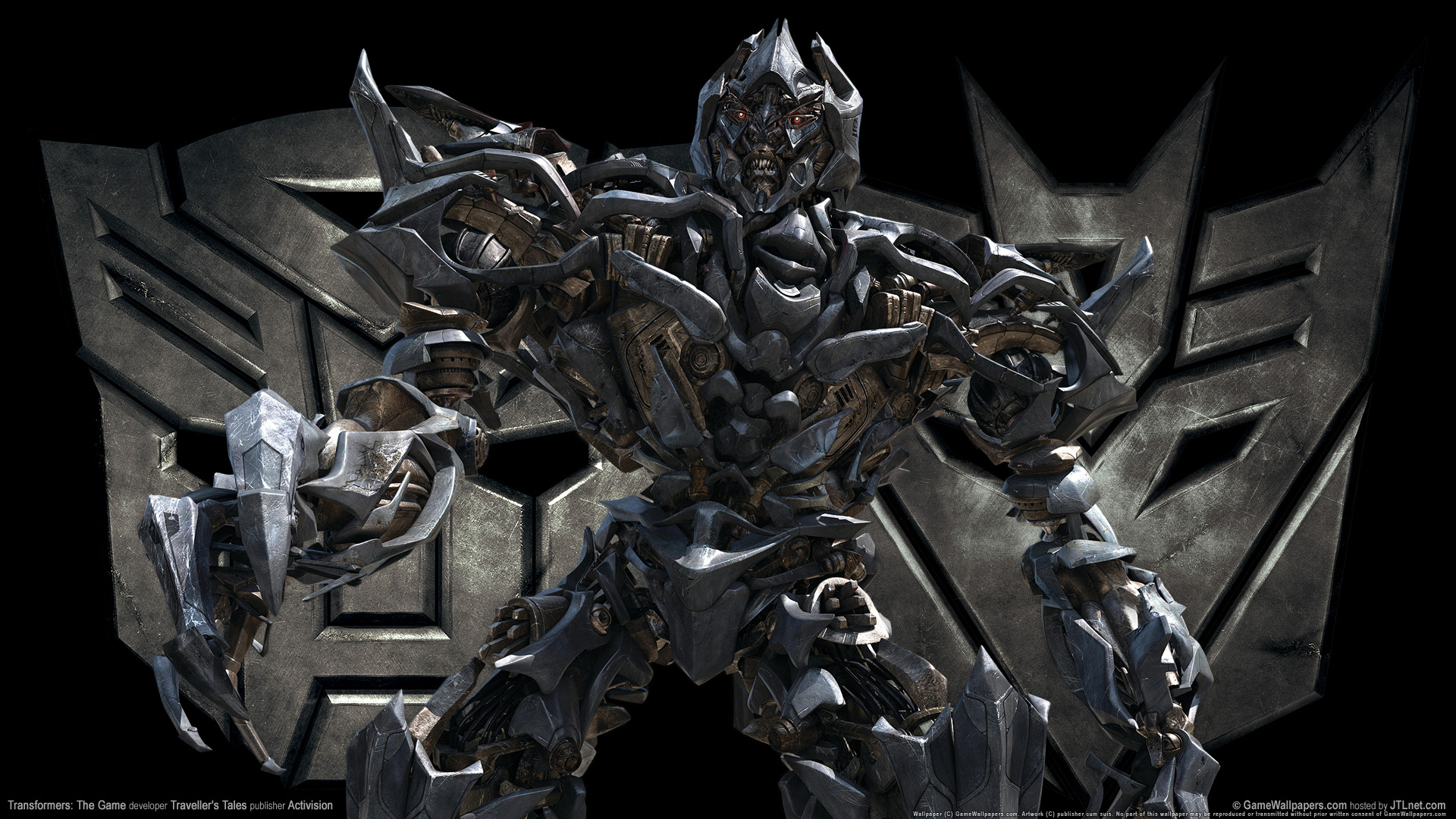 Transformers The Game Megatron Wallpapers HD Wallpapers 1920x1080