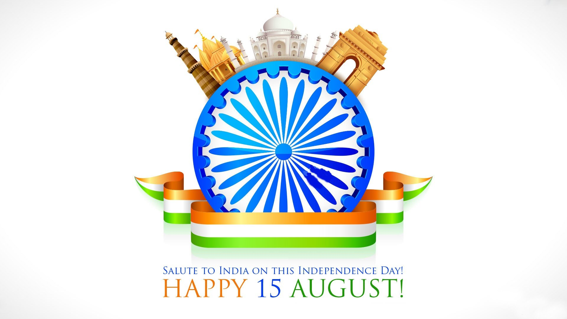 Happy 15 August Indian Independence Day Quotes Wallpapers HAPPY 1920x1080