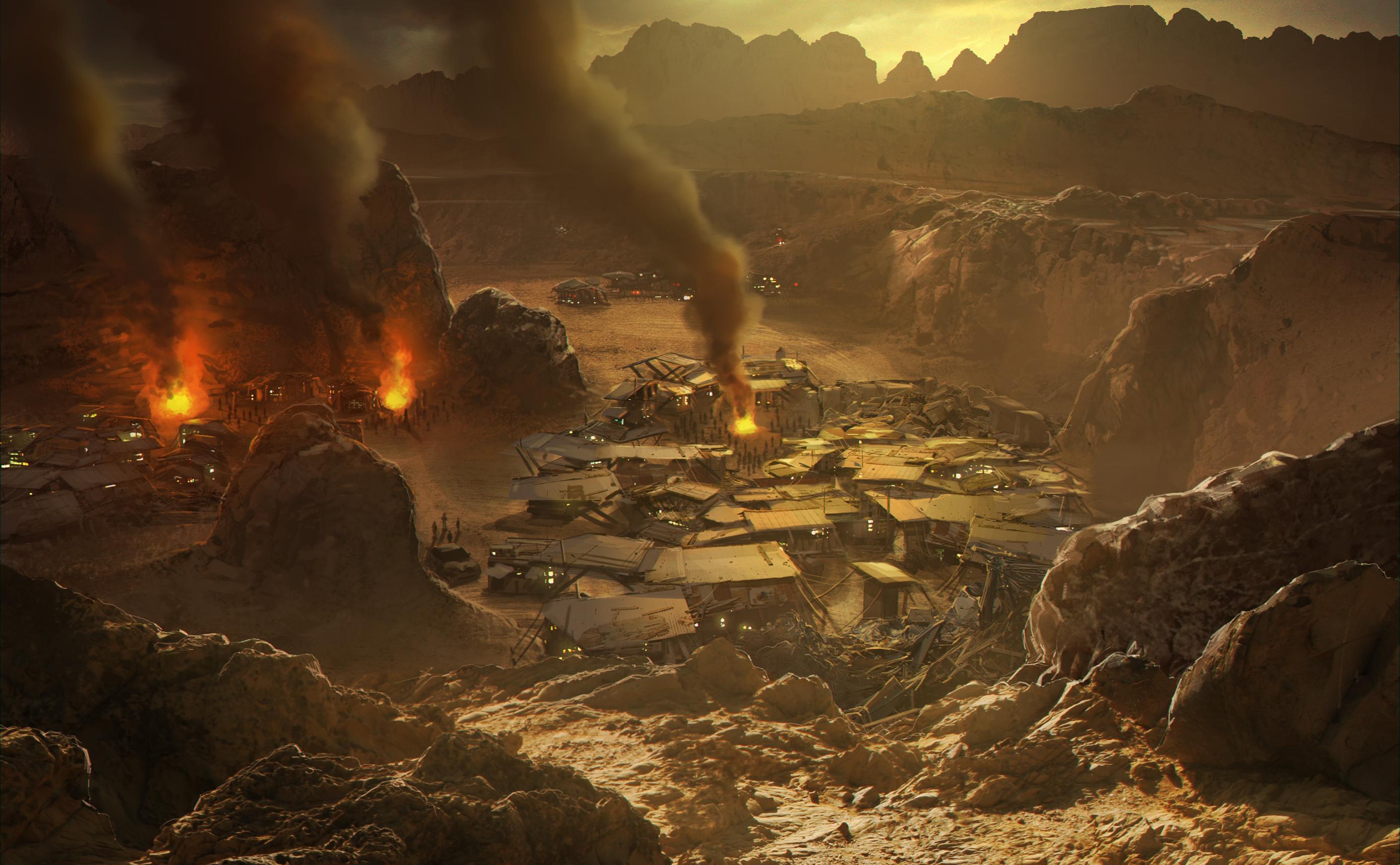 Video Game - Red Faction: Armageddon Wallpaper