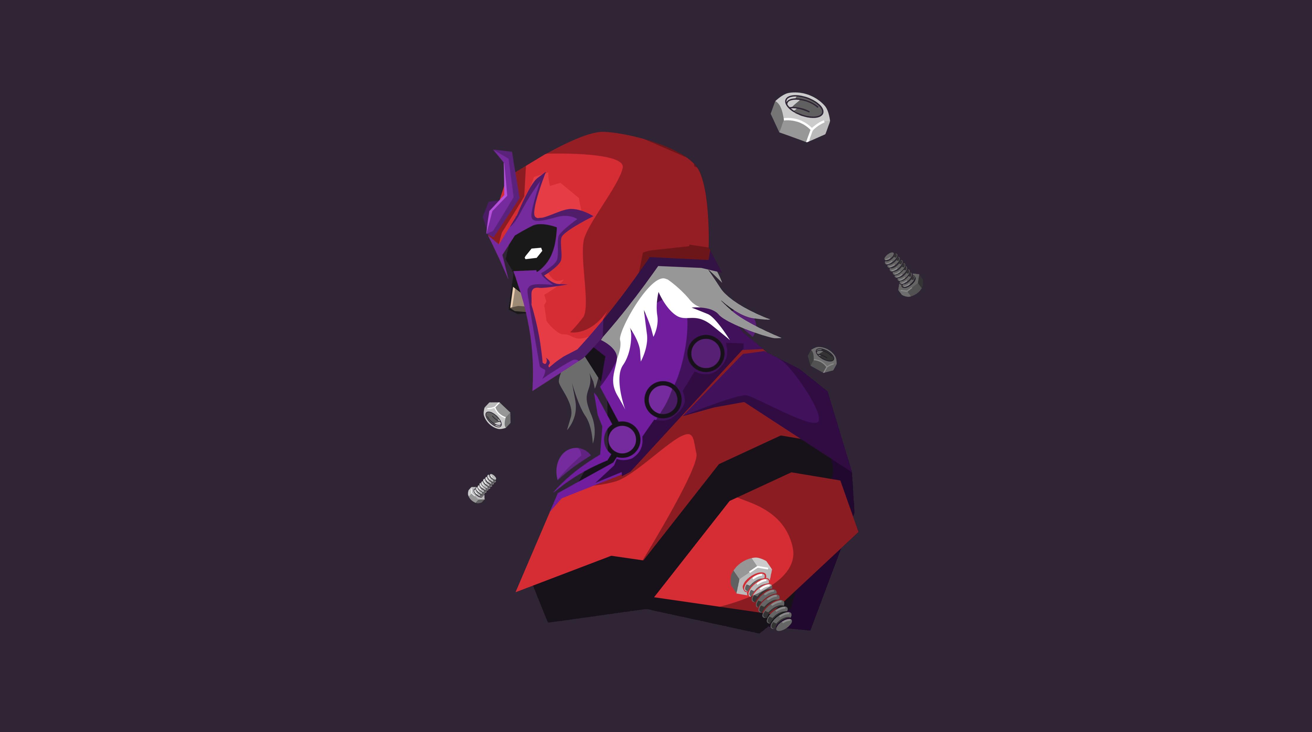 Magneto comics 4k Ultra HD Wallpaper Background Image 4445x2480 4445x2480