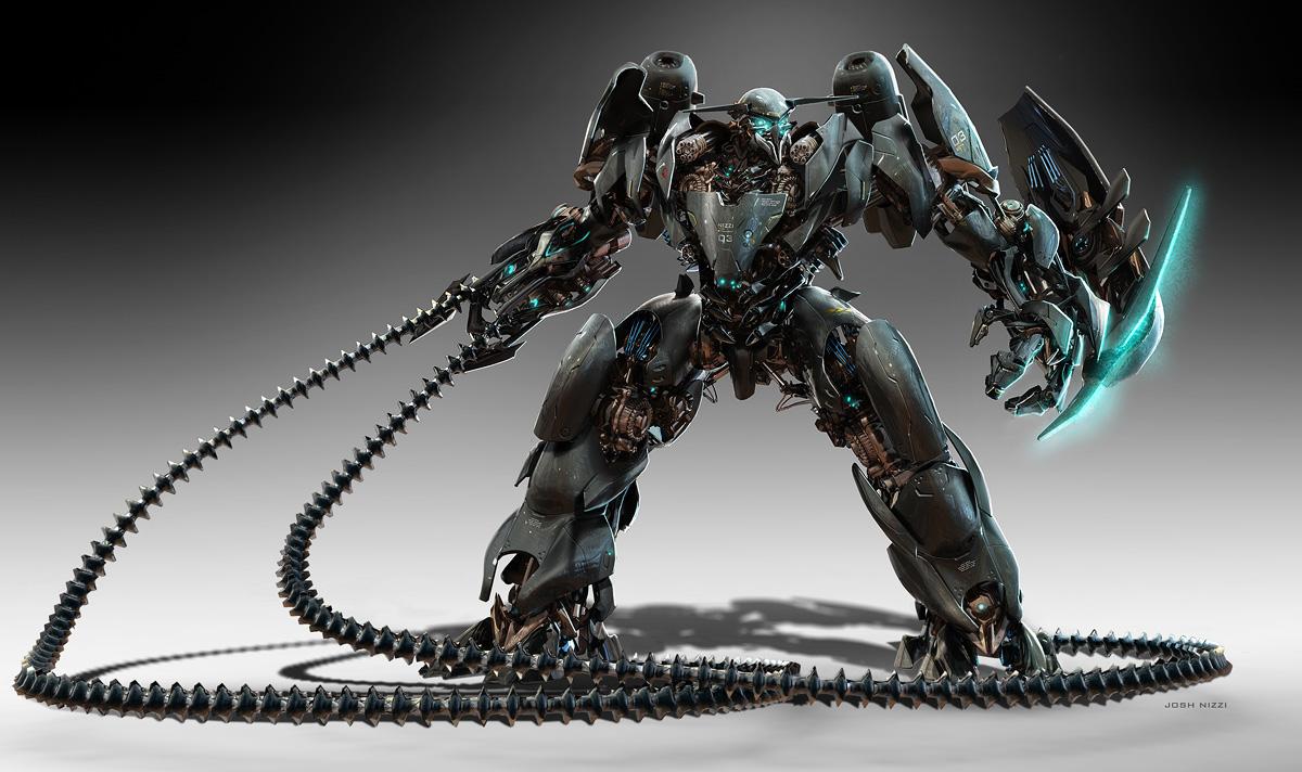 THE BEST NEW WALLPAPER COLLECTION 3D transformer robot wallpaper 1200x712