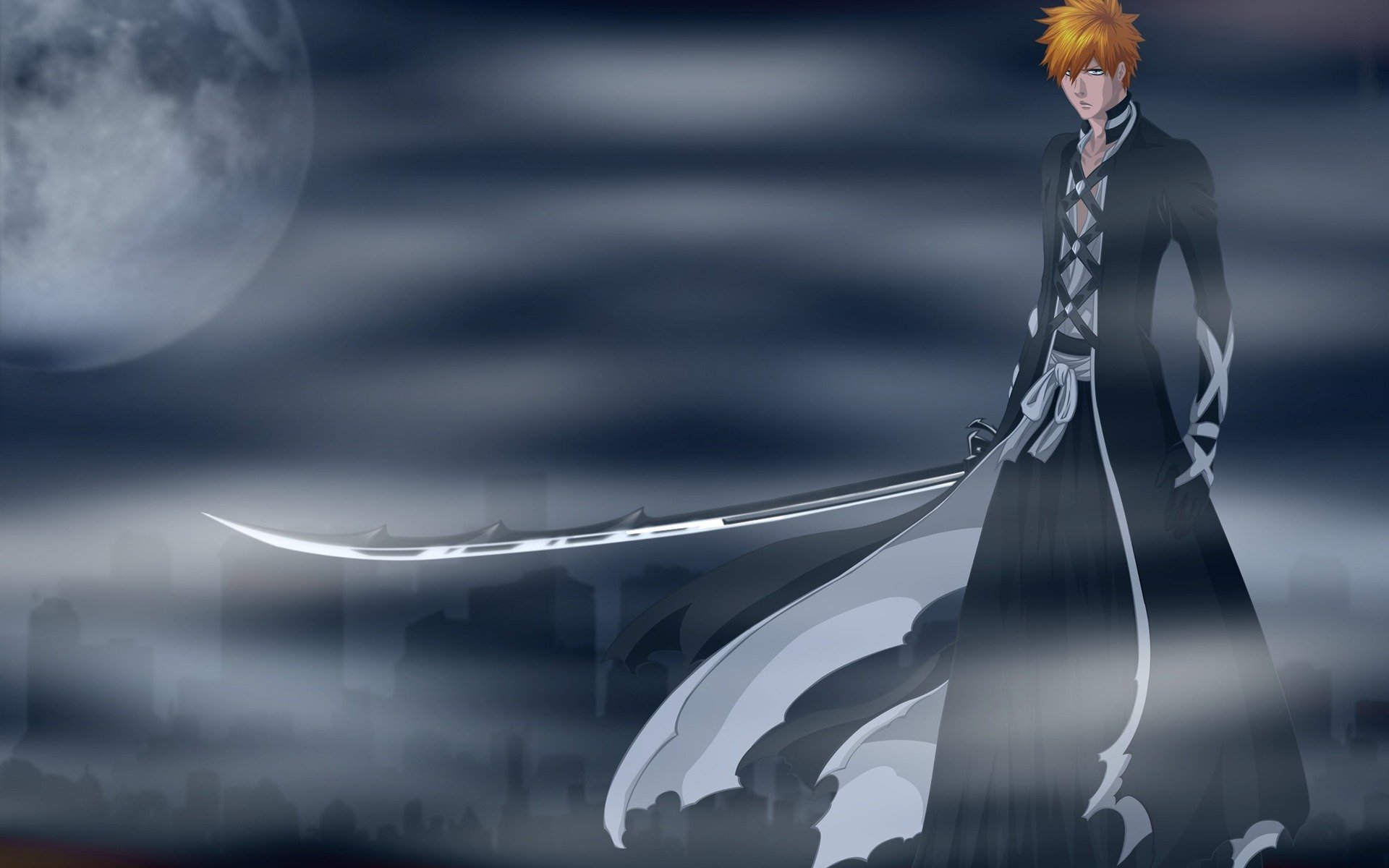 Ichigo bleach hollow