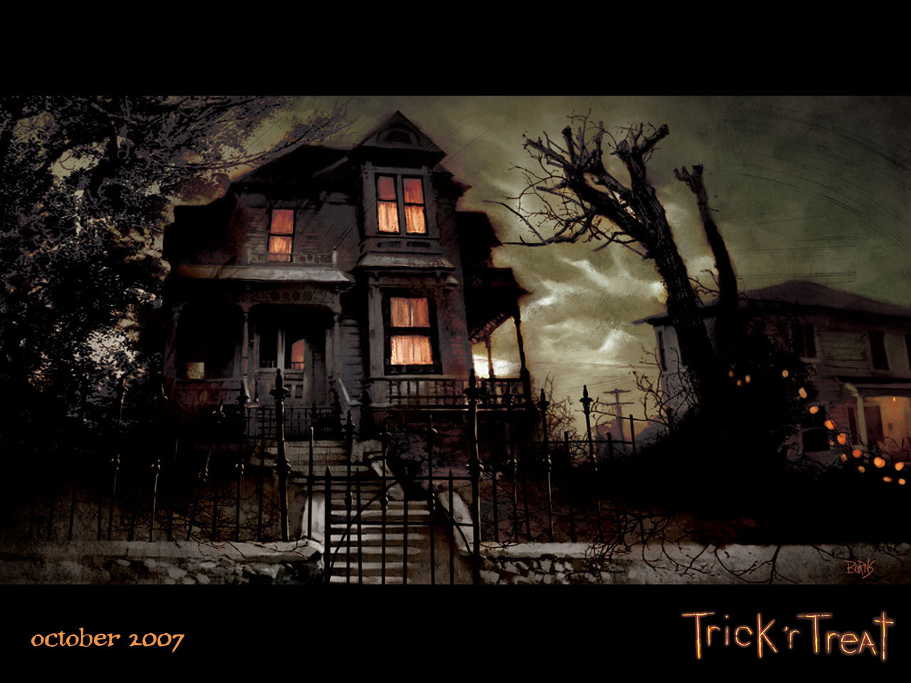 Horror Movies TrickrTreat 1280x960