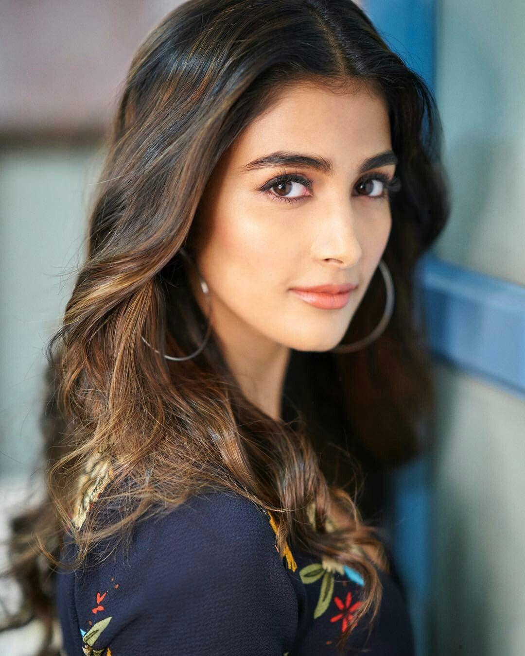 Pooja Hegde Heroines in 2019 Indian actresses Beautiful 1080x1350
