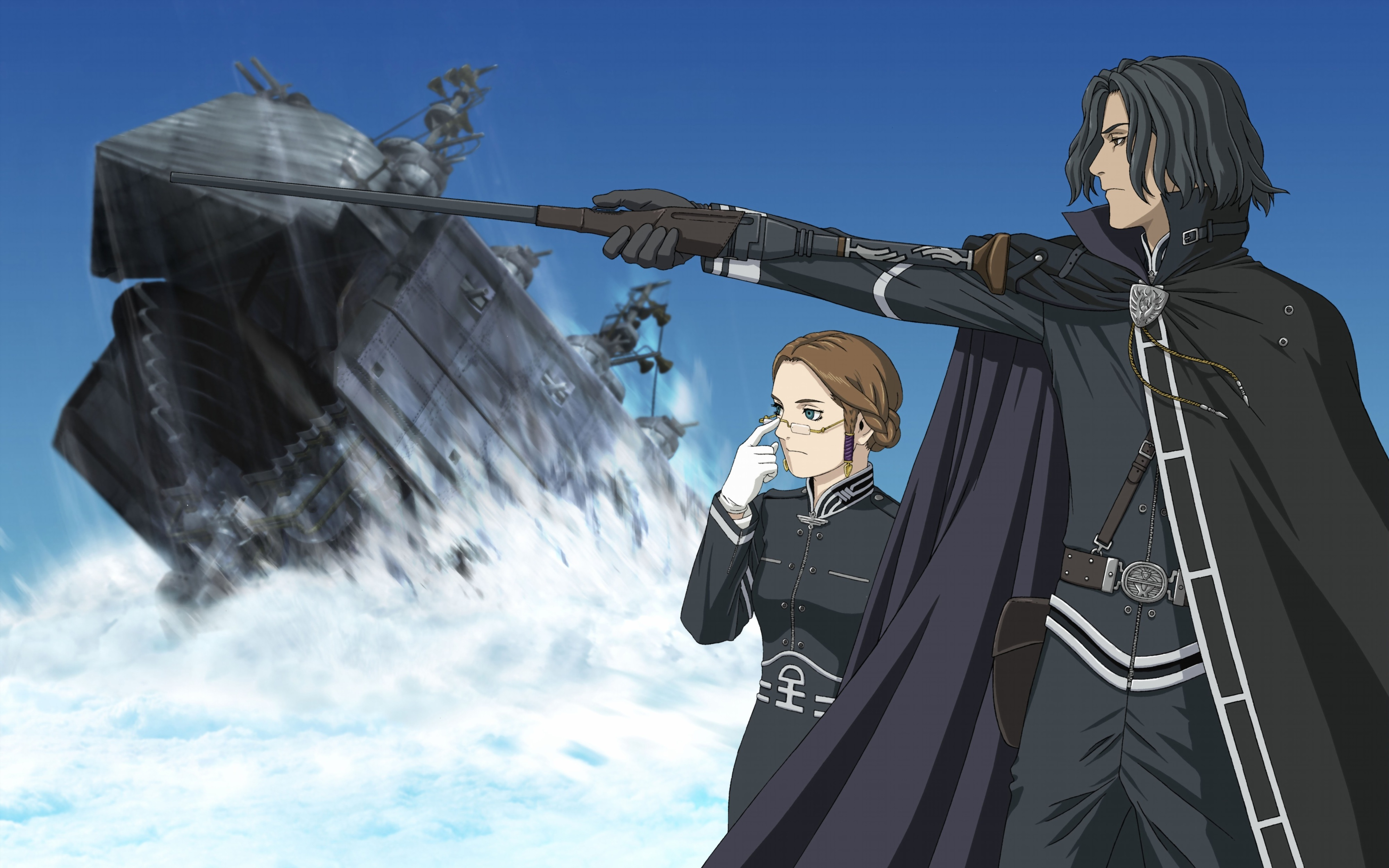 Last Exile images last exile HD wallpaper and background 4000x2500
