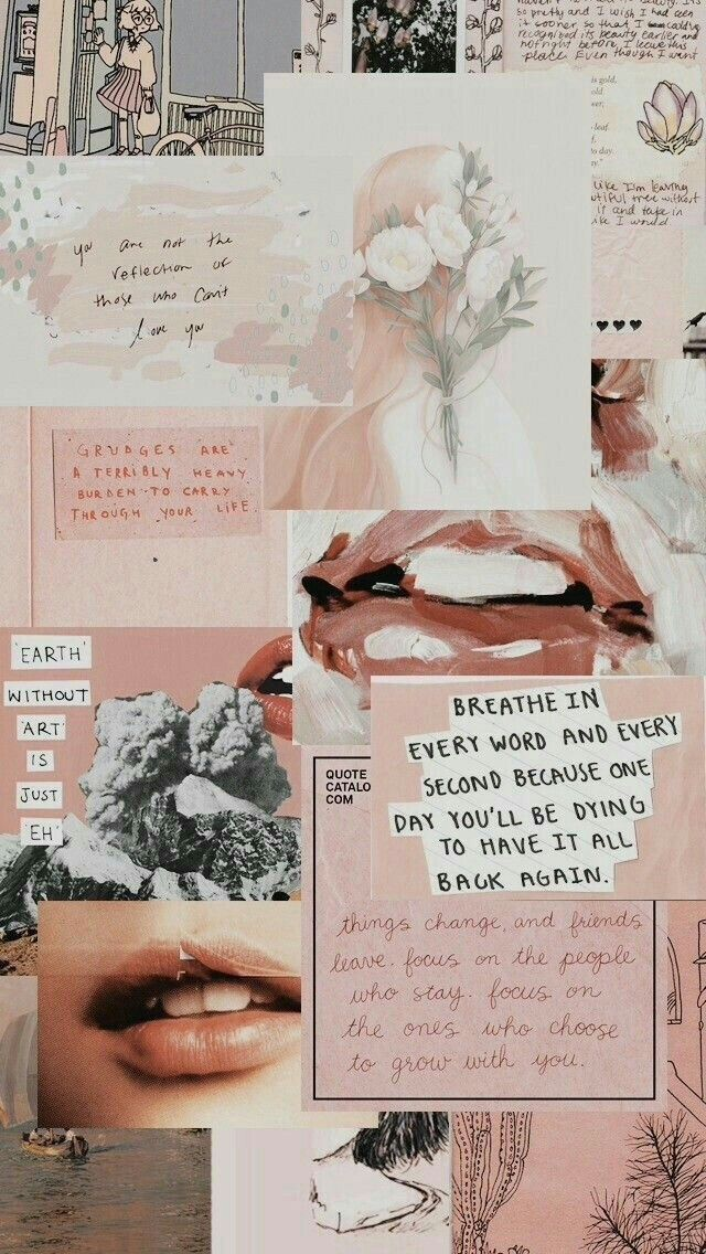 On A Beauty Bender   Picture collage wall Aesthetic collage 640x1136