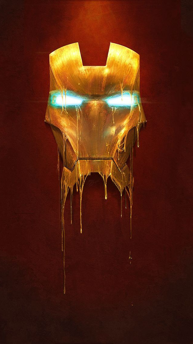 Download Iron Man 3 iPhone 5 HD Wallpapers Touch iPhone 640x1136