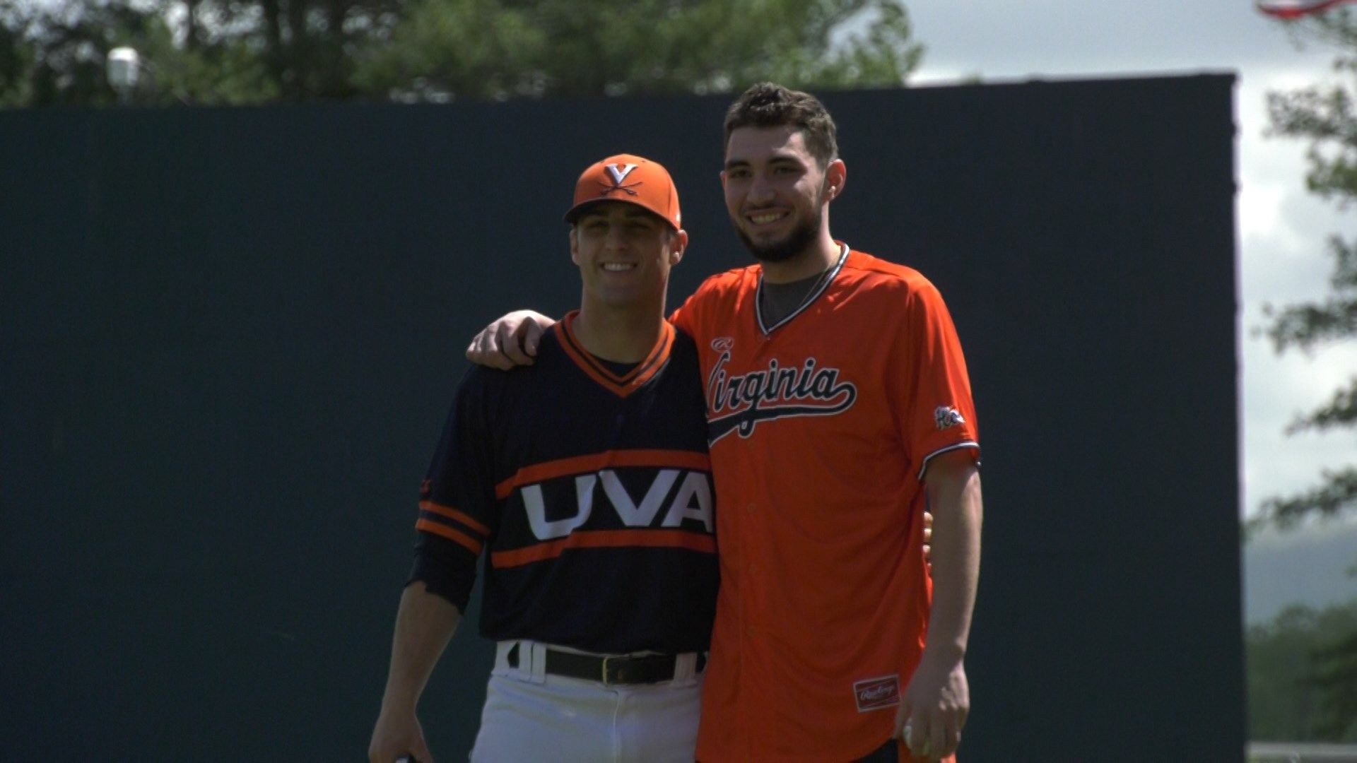 UVa Baseball Splits Doubleheader with Florida State   WVIR NBC29 1920x1080