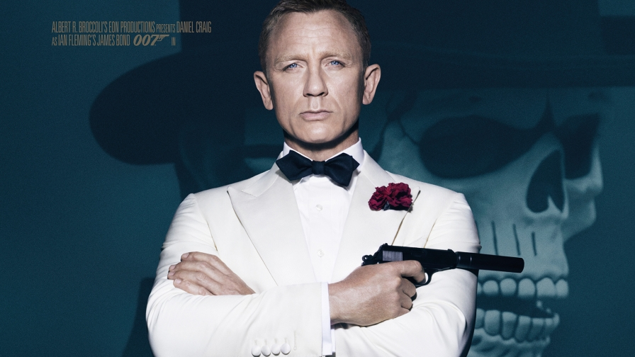SPECTRE 007 James Bond   Wallpaper   HD Wallpapers 896x504