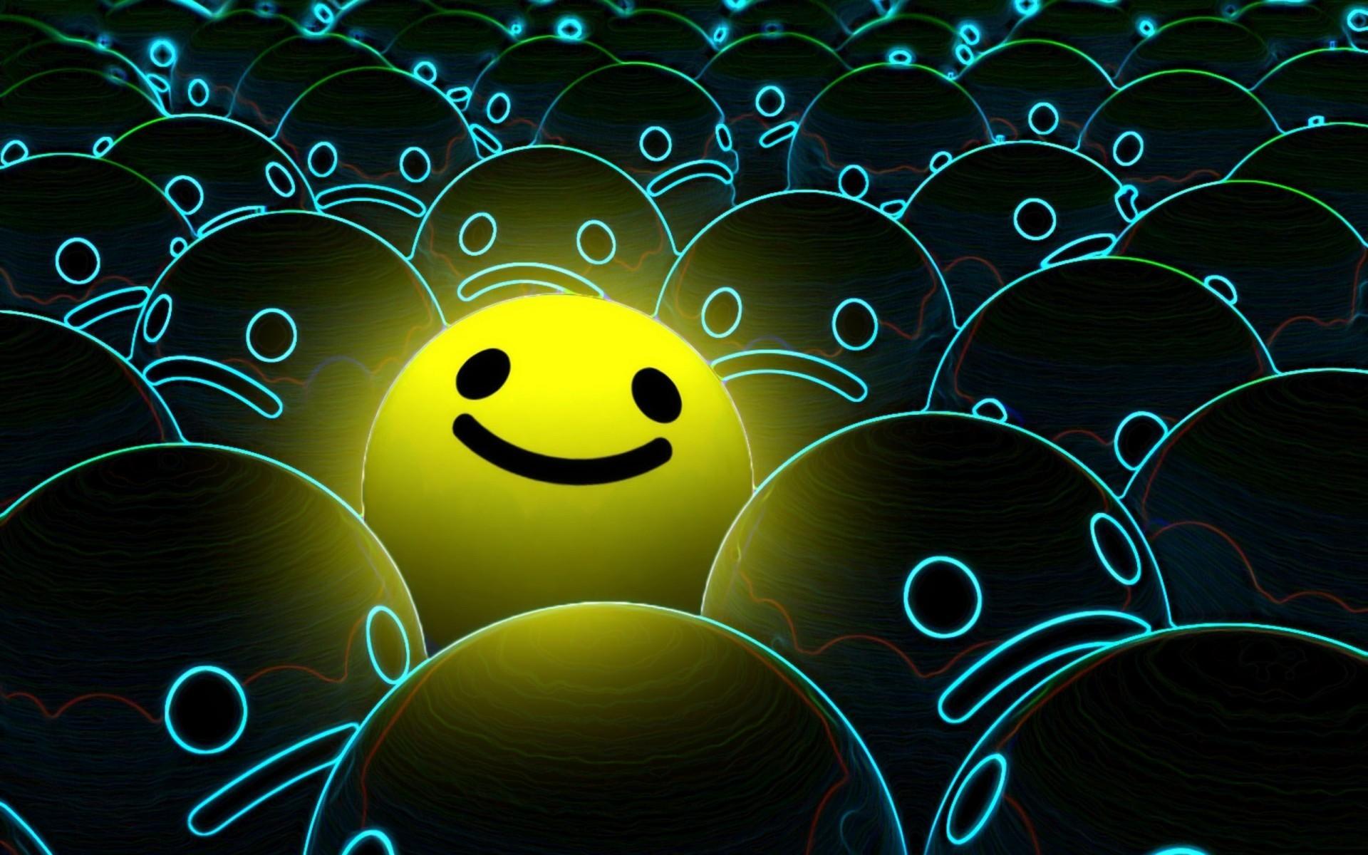 smiley face desktop wallpaper 49025 50675 hd wallpapersjpg 1920x1200