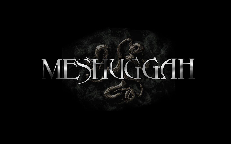 Meshuggah Wallpapers 1440x900