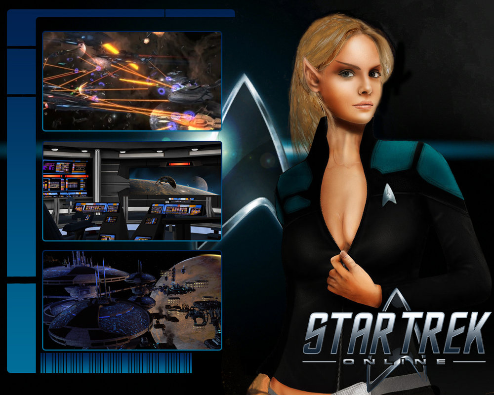 Star Trek Online Wallpaper Ver2 by Harper268 1000x800