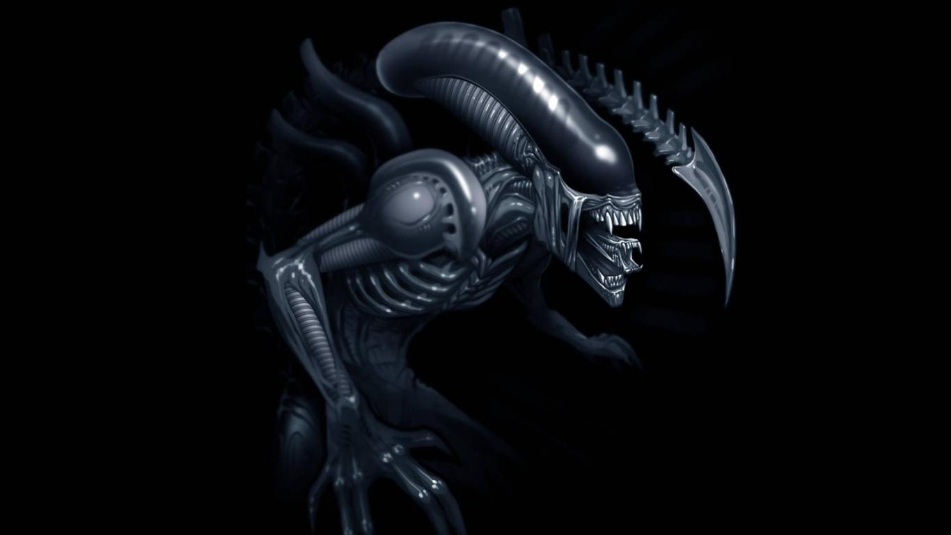 Aliens movie wallpaper [2]   771   High Quality and Resolution 1366x768