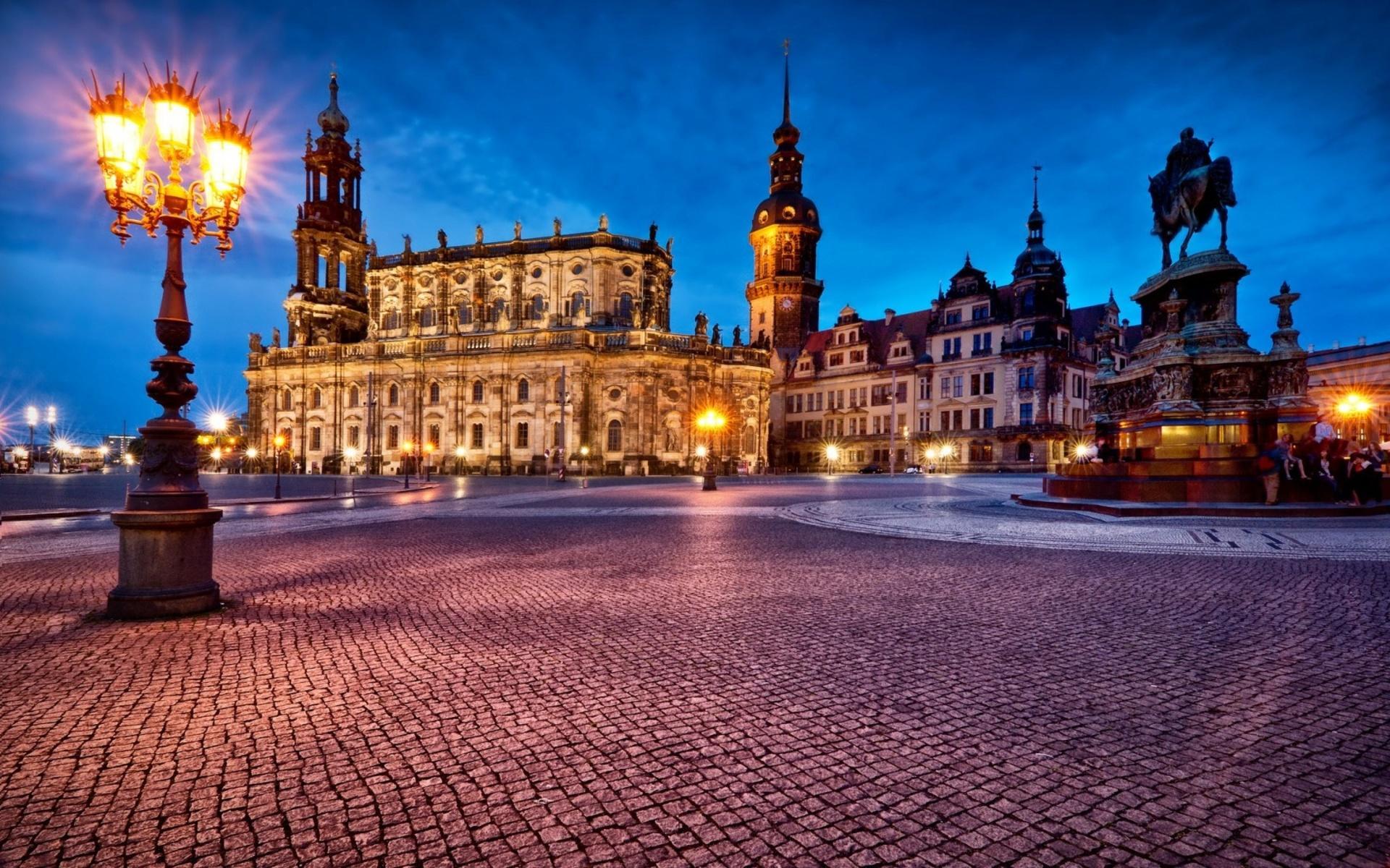 Hofkirche Dresden HD Wallpaper Background Images 1920x1200