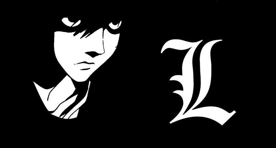 Free Download Lawliet Wallpaper Edit Death Note By Saraeia