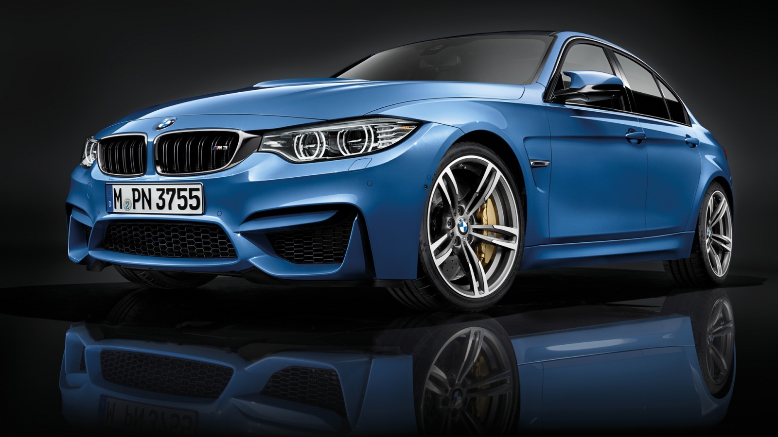 BMW M3 Sedan 2015 1600 x 900 Download Close 1600x900