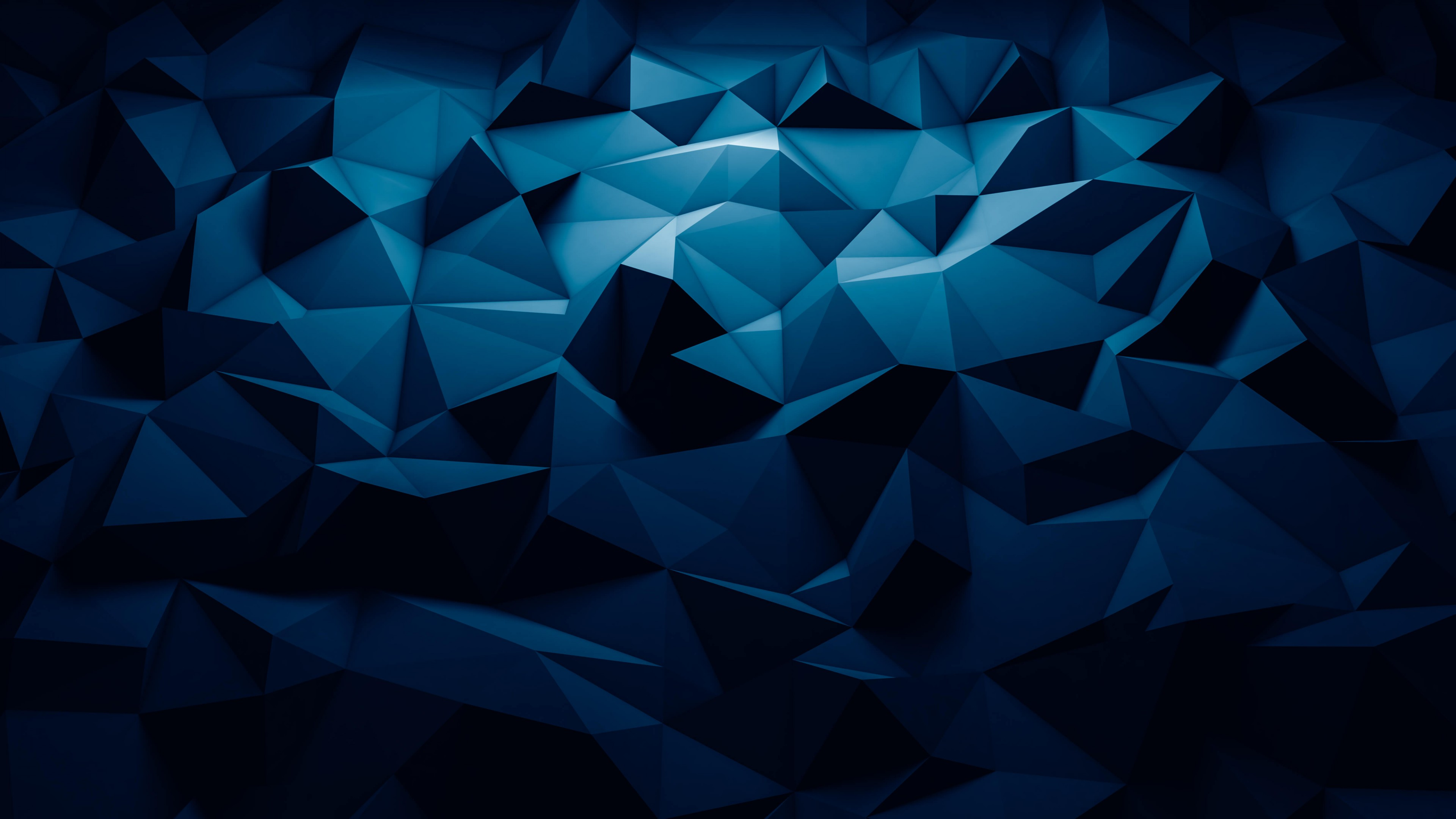 Alienware wallpaper 3840 x 2160 wallpapersafari for Fondo azul oscuro