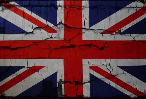 Wallpaper flag uk united kingdom crack desktop wallpaper Other 590x400
