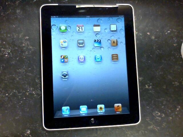 Ipad 16gb 1st Generation PC Android iPhone and iPad Wallpapers 640x480