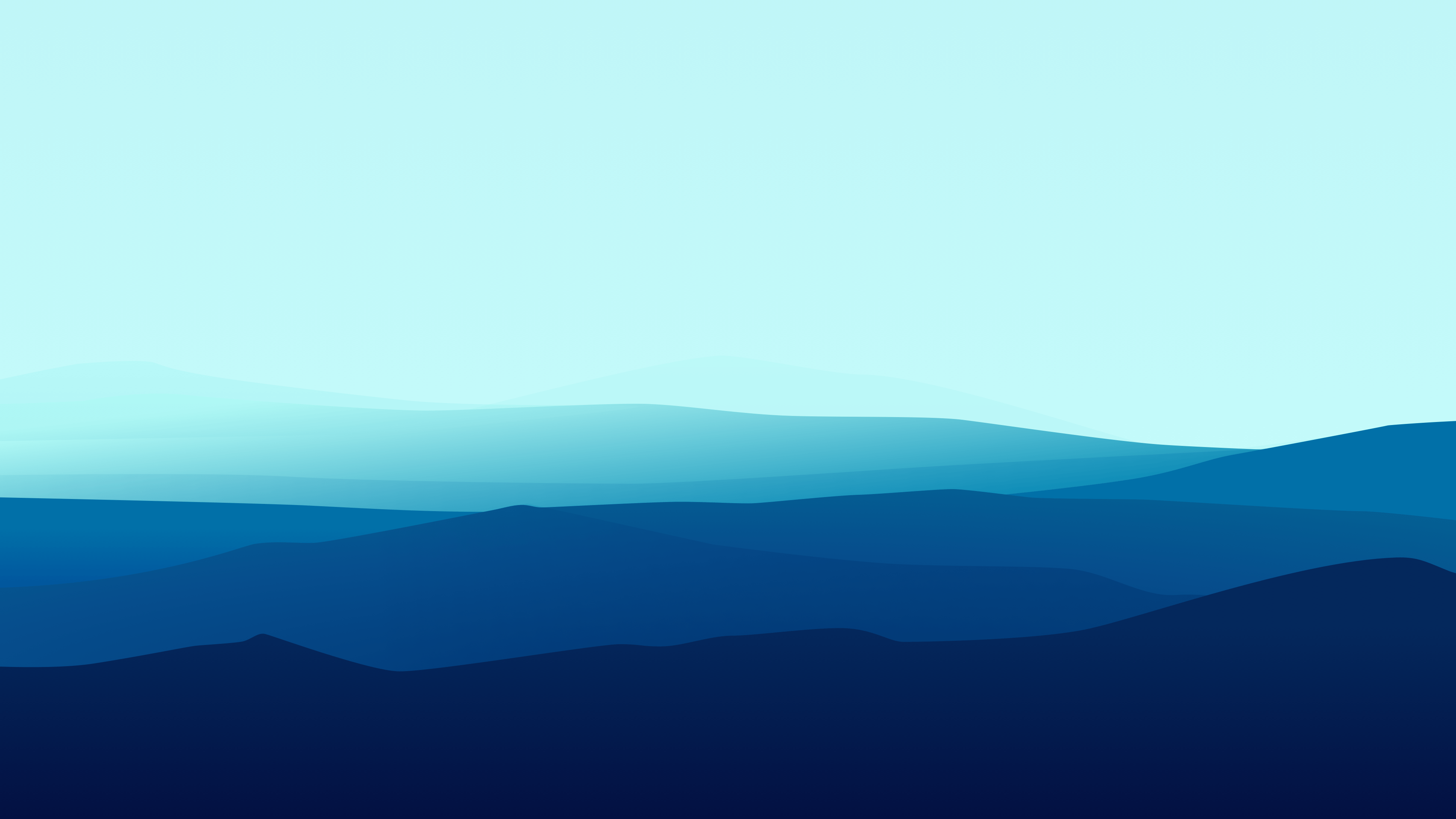 25 Minimalist QHD Wallpapers for your PC or MacBook   deTeched 3840x2160