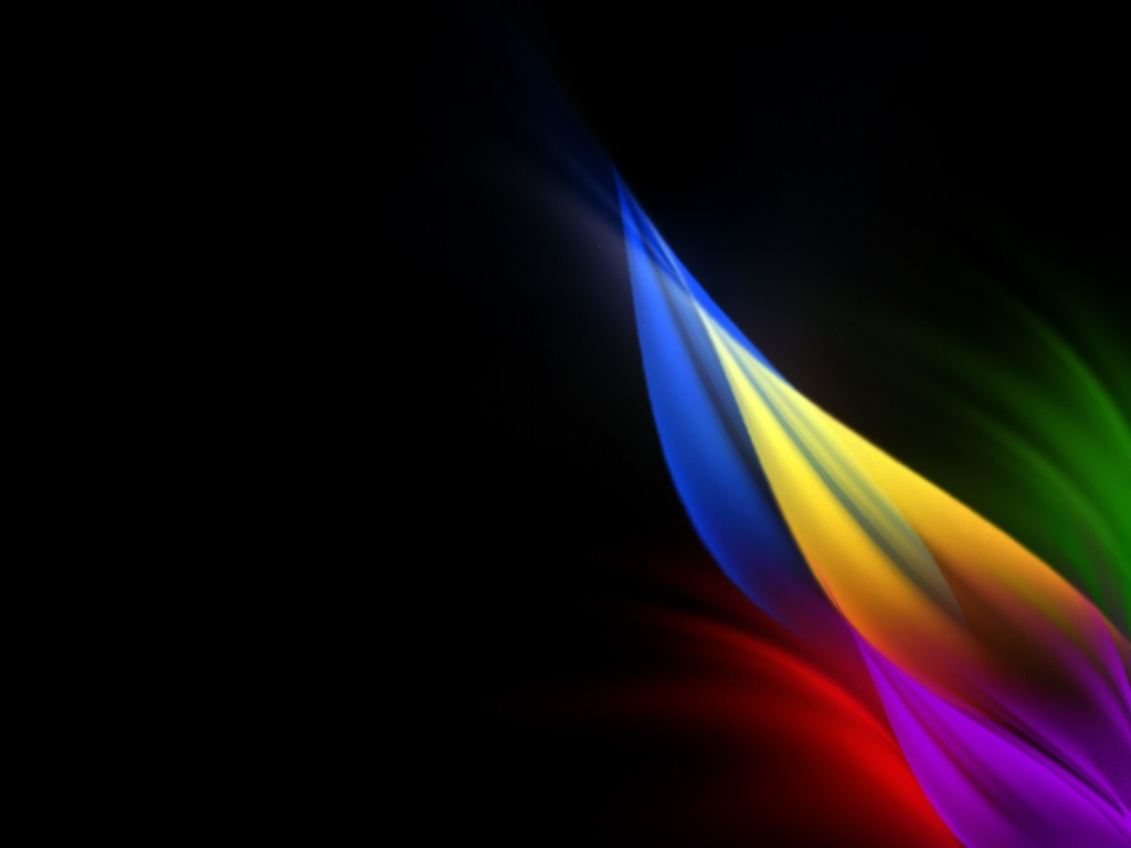 Colorfull Water Abstract HD HD wallpapers HDesktopscom 1024x768