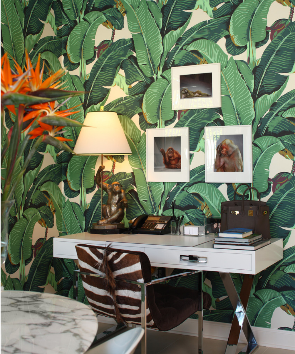 the original martinique banana leaf wallpaper william t georgis 1004x1204