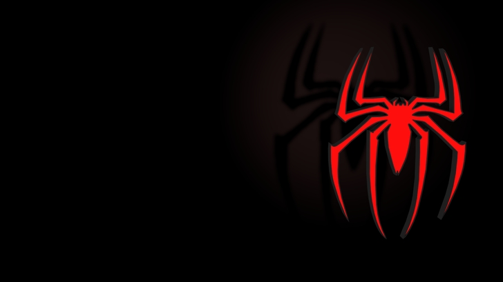 spiderman spiderman logo 1920x1080 wallpaper High Resolution Wallpaper 728x409