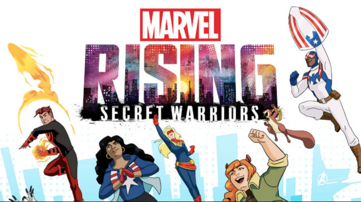 Marvel Rising Secret Warriors Focuses On Knowing Who You Are And 1200x674
