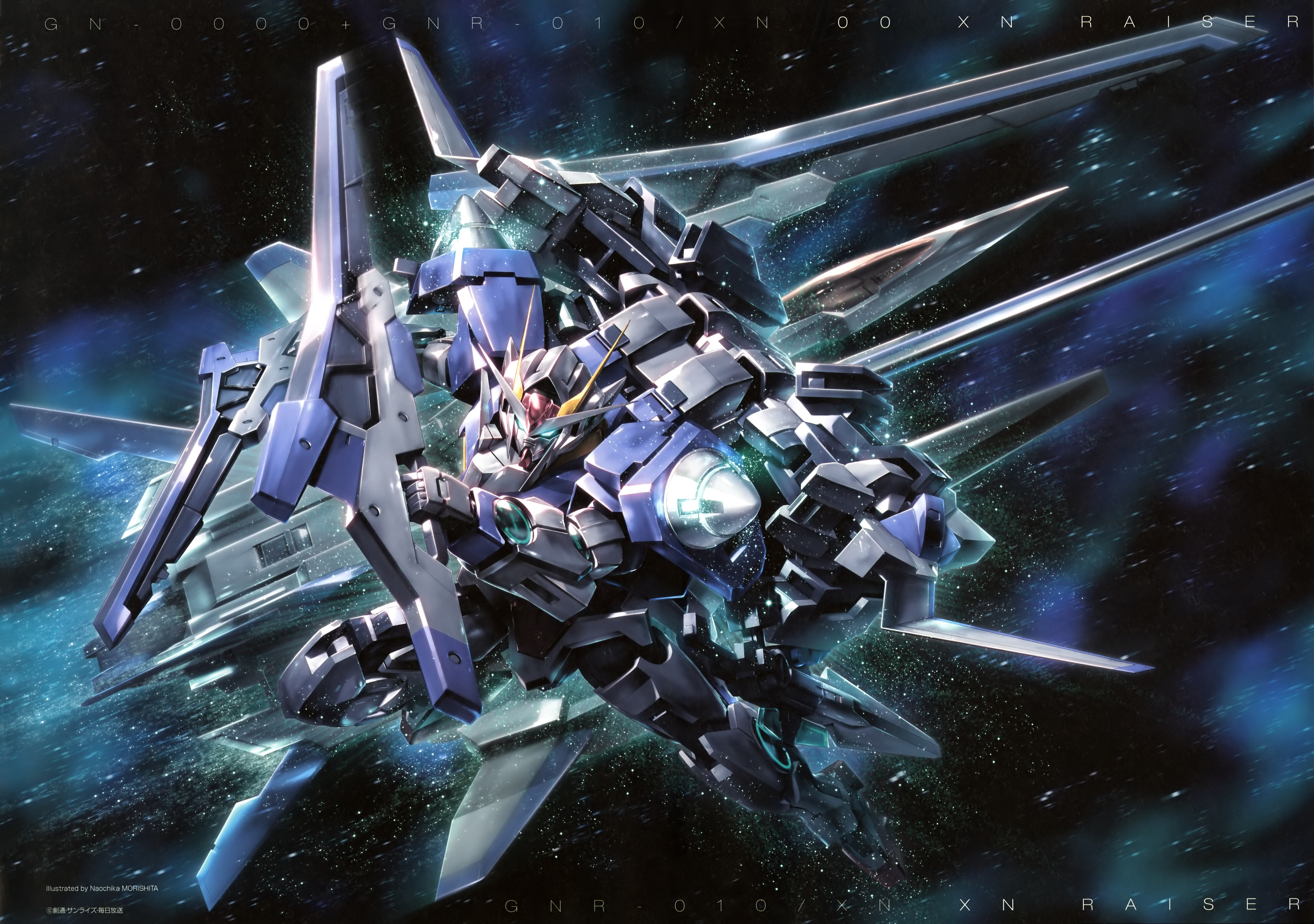 184 Gundam HD Wallpapers Background Images 5000x3517