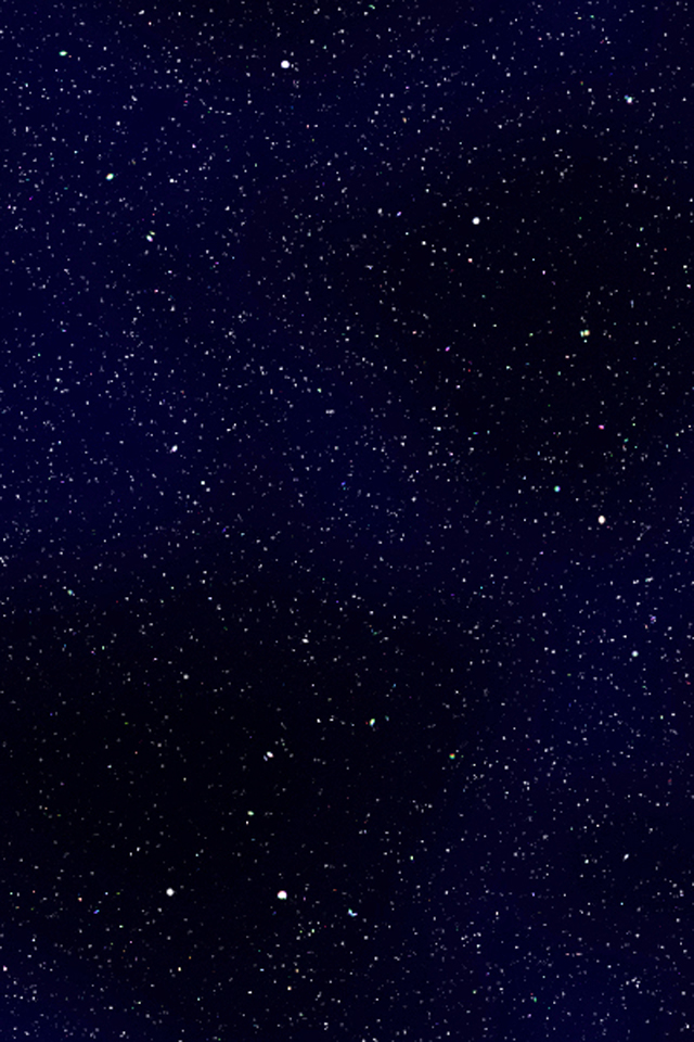 download iPhone 4S wallpapers Plain stars [640x960] for your 640x960