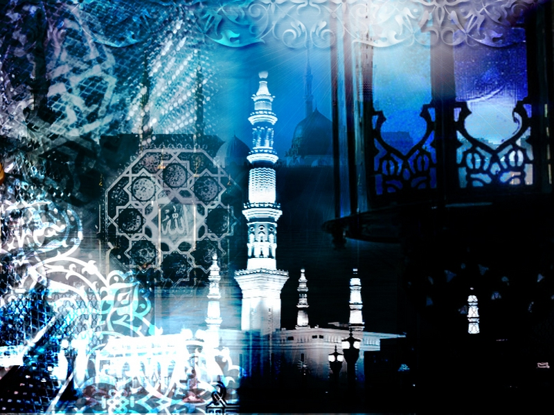 3D Islamic Wallpaper Desktop Wallpapers