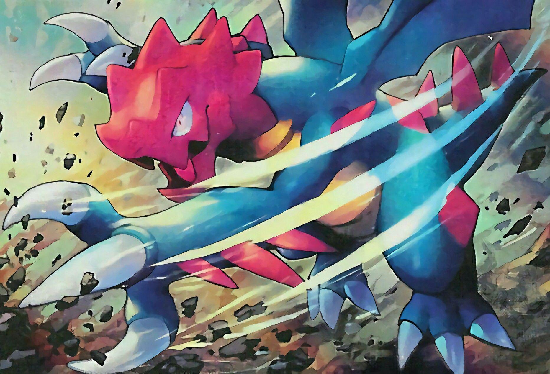 Druddigon Pokmon Pokemon Pokemon pictures Cool pokemon 1864x1268