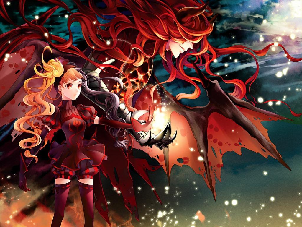 Fantasy Anime Wallpaper Download The Fantasy Anime 1024x768