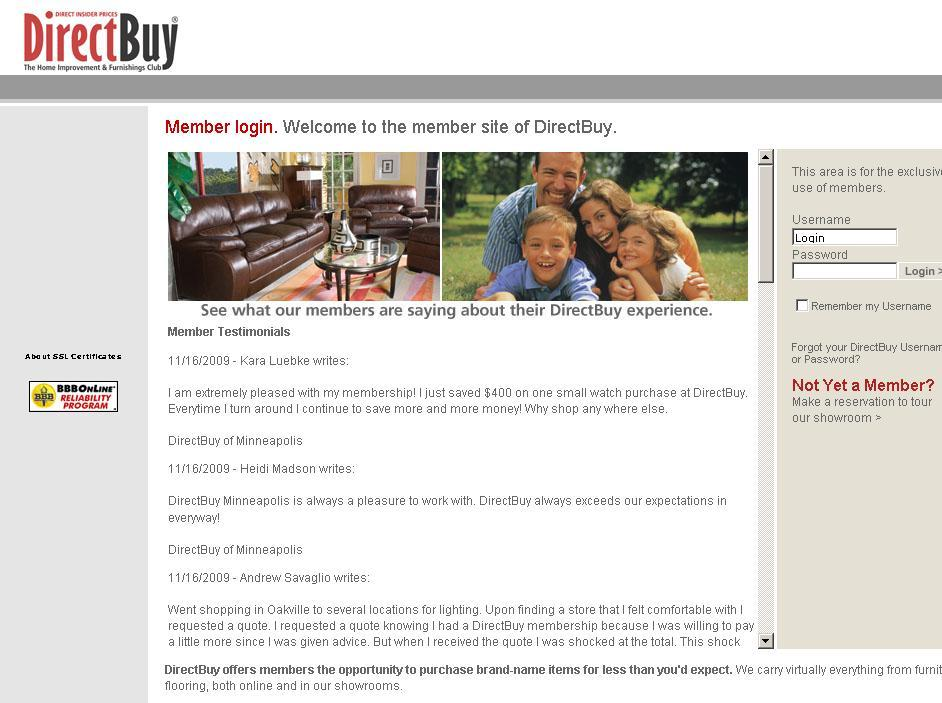 buying centers Directbuycom is the official website for DirectBuy 942x703