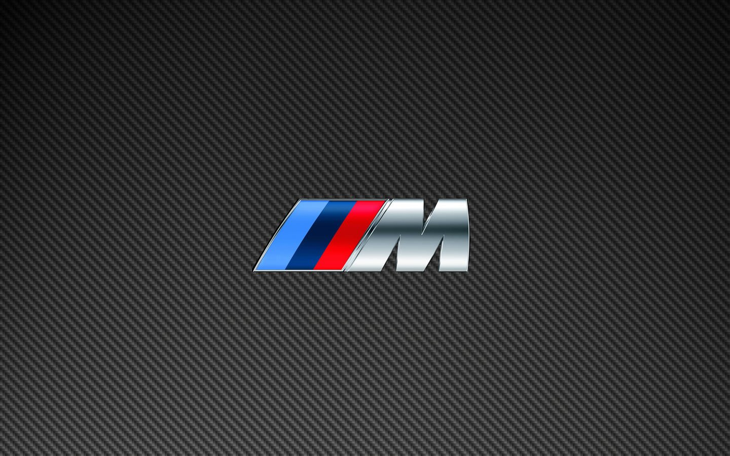 BMW M Logo Desktop and mobile wallpaper Wallippo 1440x900