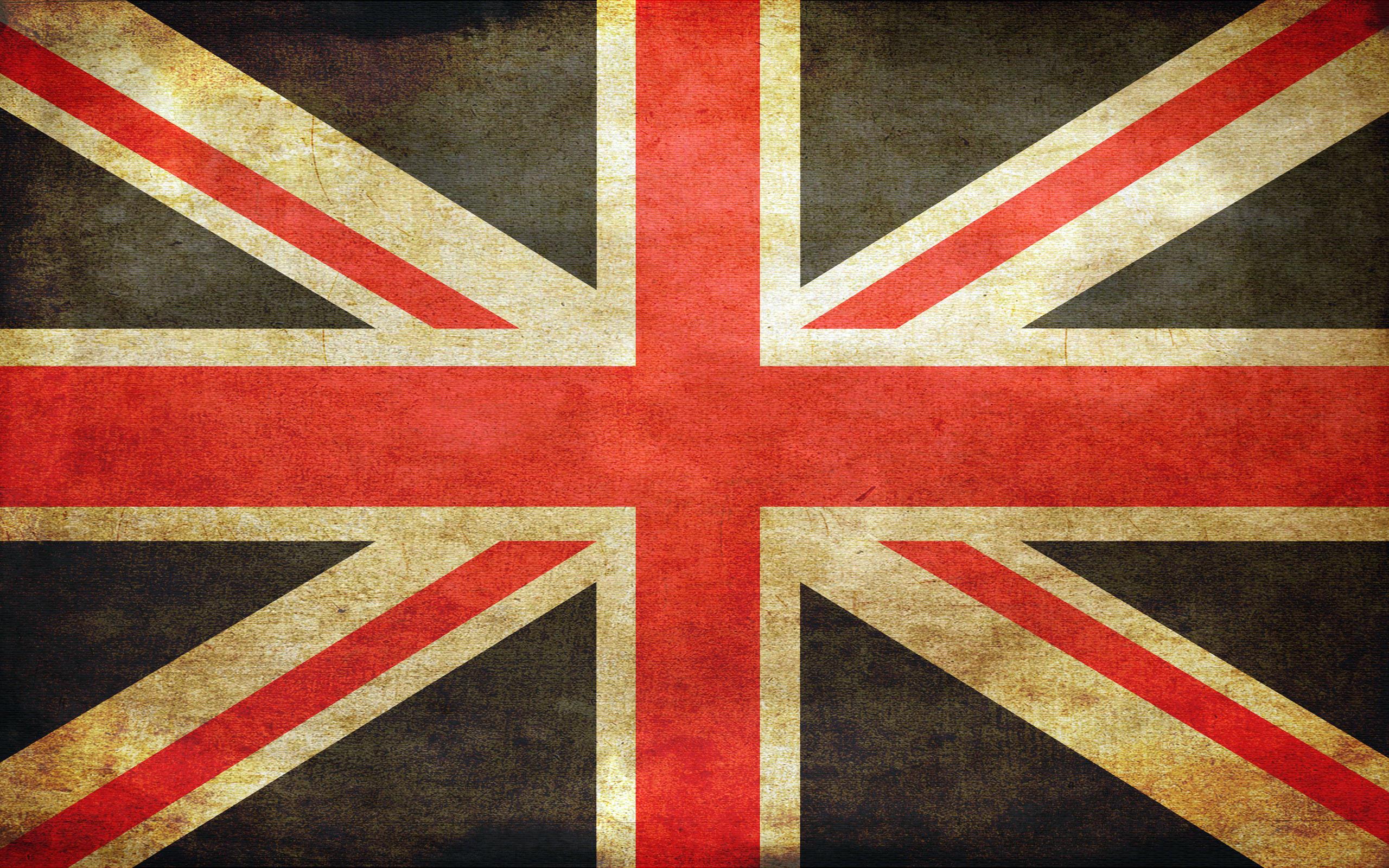 United Kingdom Flag Wallpaper 2560x1600