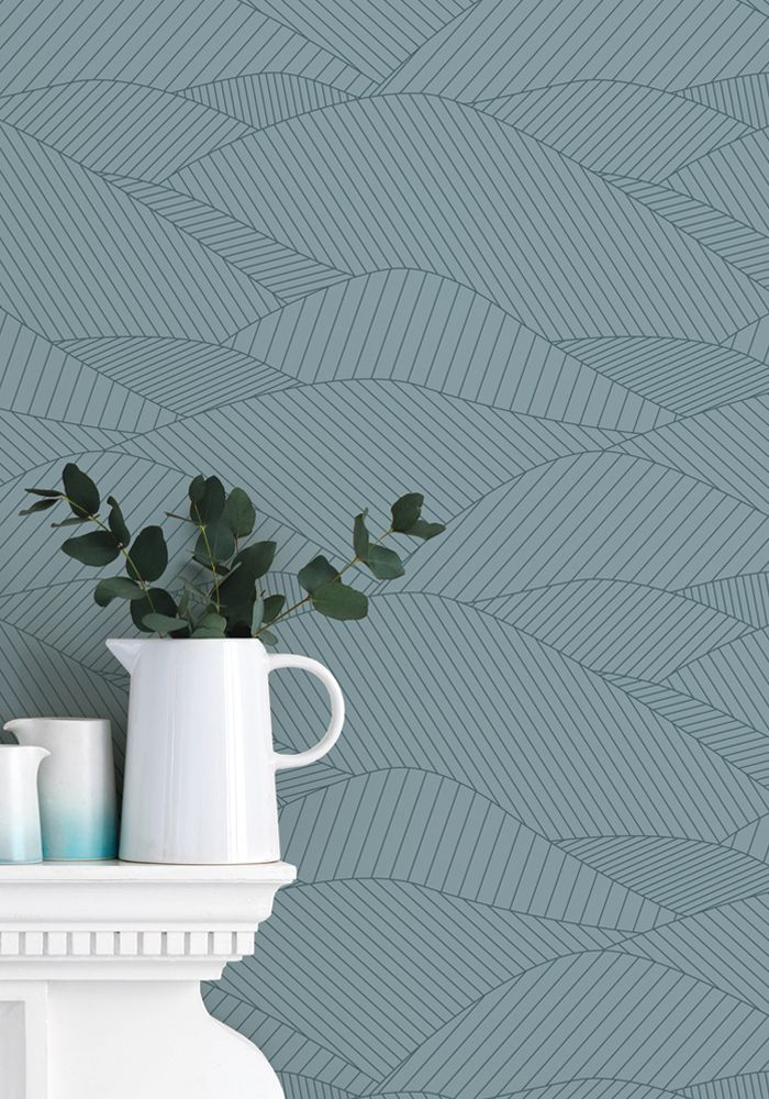 Wallpaper South Downs   Sea Grey by Bold Noble at BODIE and FOU 700x1000