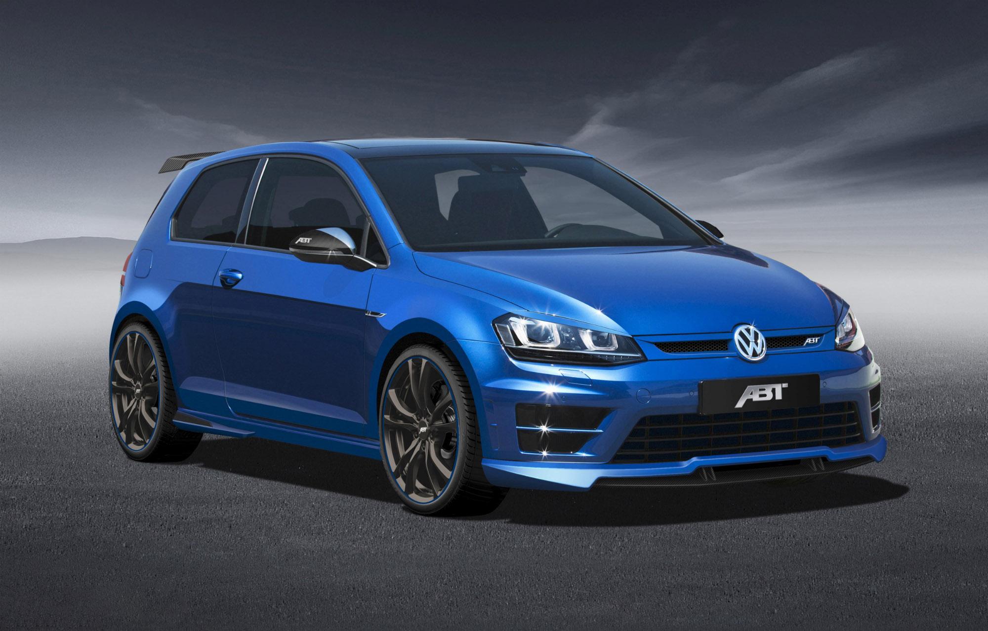2015 ABT Volkswagen Golf VII R Wallpaper 2000x1278