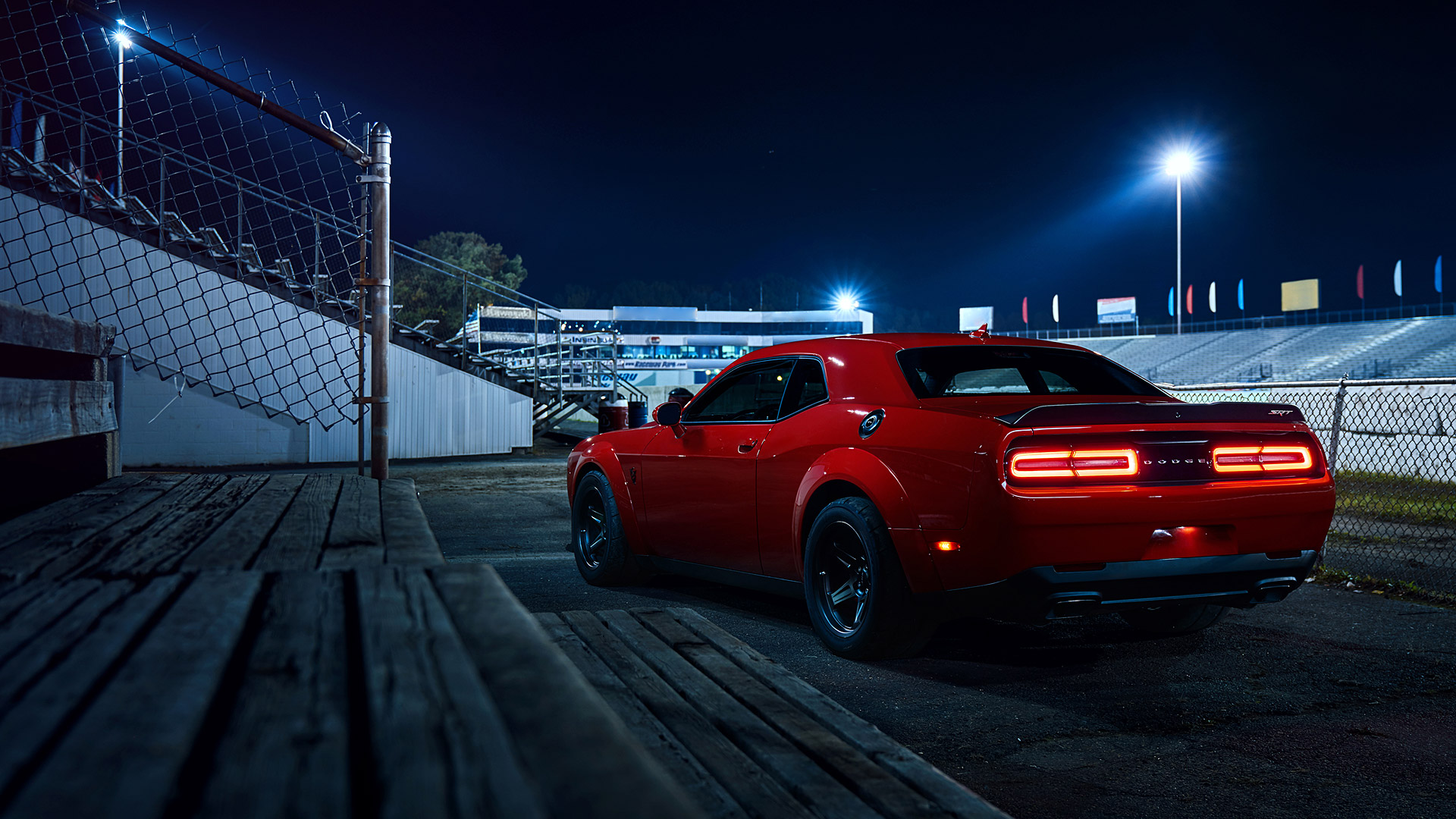 2018 Dodge Challenger SRT Demon Wallpapers HD Images   WSupercars 1920x1080